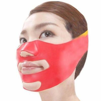 Silicone Face Slimming Mask Face Chin Lift Band Skin Care Lifting Wrap V Shape D