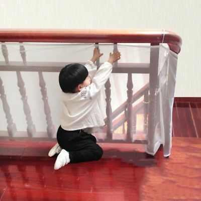 Protection Net Rail Balcony Ladder Stairs Fence For Baby Safety Rope Mesh Thick