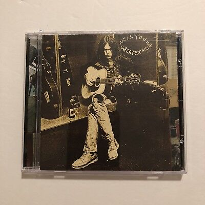 Neil Young Greatest Hits CD 48935-2