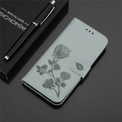 For Samsung Galaxy J3 J5 J7 2017/2016 Magnetic Flip Wallet Leather Cover Case