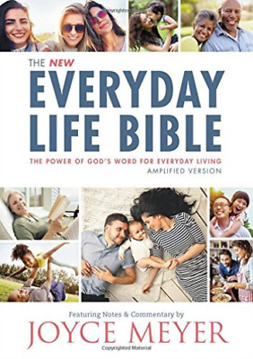 Meyer Joyce (Con)-The Everyday Life Bible BOOK NEW