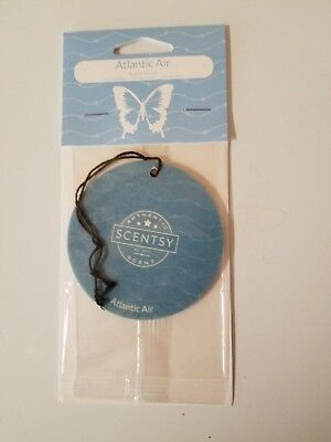 Scentsy Atlantic Air Scent Circle  New and unopened Free Shipping