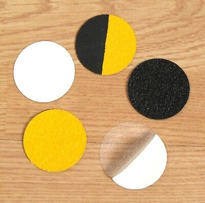 Anti Slip Tape Non Slip Surface Permanent Water Resistant 50mm Disk