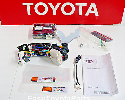4RUNNER (2012-2017) REMOTE START  OEM TOYOTA PT398-89140 New OEM Factory Part