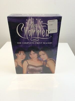 Charmed The Complete First Season Dvd Set