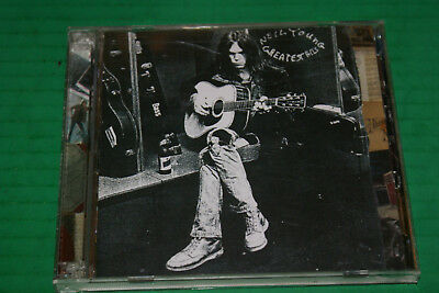 Greatest Hits by Neil Young (CD, Nov-2004, Reprise) Used Fast Shipping!!