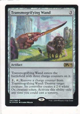 MTG Core 2019 Gigantosaurus NM//Mint Magic//MTG