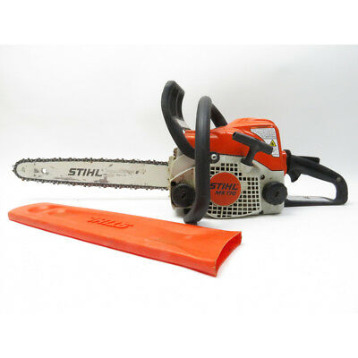 STIHL MS 170 Compact Lightweight Chainsaw with 16