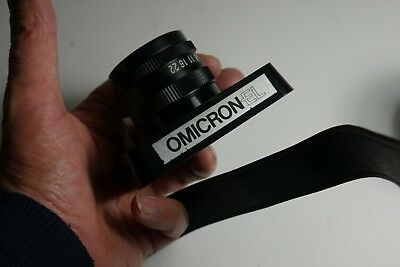 Omicron 75mm 4.5 enlarging lens