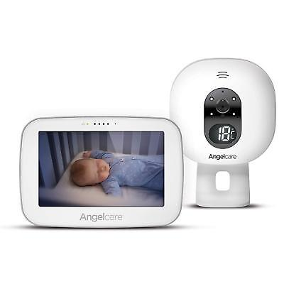 """ANGELCARE AC510 5.0"""" Touchscreen Baby Video and Sound Monitor"""