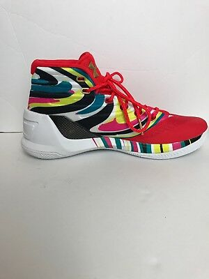fb427200ec7c Under Armour UA Curry 3 Chinese New Year Basketball Shoes Size 9.5  1269279-984