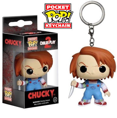 Funko Pop Keychain The Killer Doll Chucky Childs Play Two