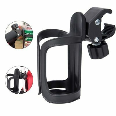 Cup Holder Rack Bottle Universal 360 Rotatable For Pram Stroller Carrying Case