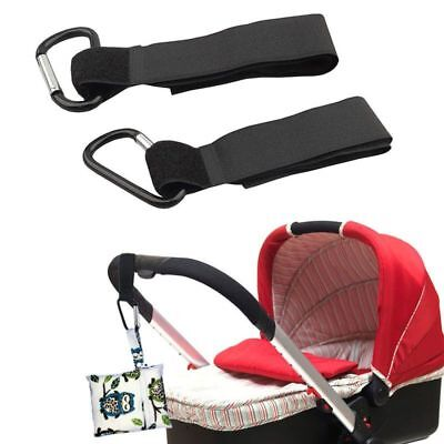 Stroller Hook For Wheelchair Carabiner Secured Clip Baby Durable Carriage Bags