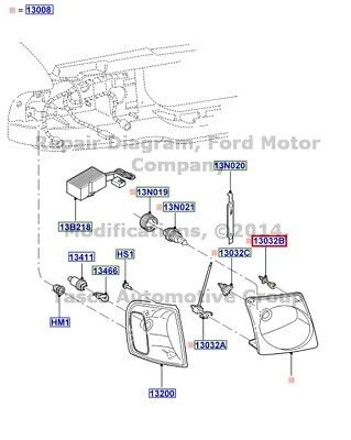Jeep Halo Headlight Wiring Diagram