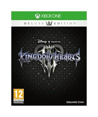 KINGDOM HEARTS 3 DELUXE EDITION  Xbox One - IMPORT