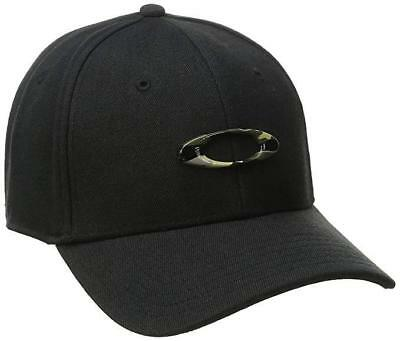 Mens Oakley (Black/Graphic Camo) Tincan Cap Hat