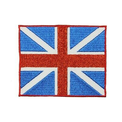 England Four Lions 4 Flag Patch Embroidered Iron On Applique UK Britain