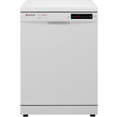 Hoover HDP 3DO62DW-80 16-place full-size Dishwasher WHITE