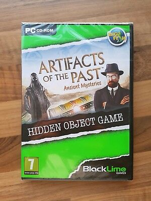 Artifacts of the Past Ancient Mysteries Hidden Object - pc cd rom game sealed
