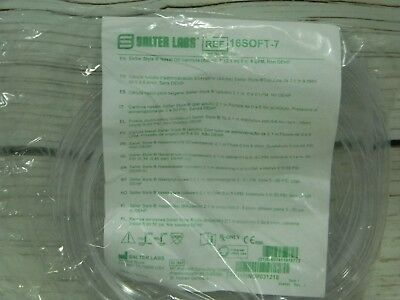 Salter Labs REF 16SOFT-7 Nasal O2 Cannula 7' 4 PACK Set
