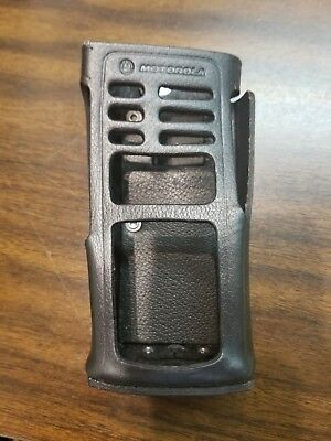 Motorola, HLN9694, HT/MTX Leather Swivel