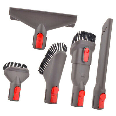 Vacuum Cleaner Attachment Combo Set Brush Crevice Tools for Dyson V7 V8 V10