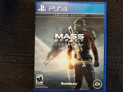 Mass Effect: Andromeda PS4 (Used)
