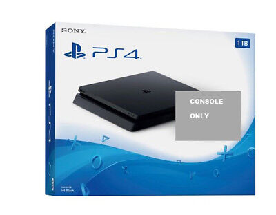 Sony PlayStation 4 Slim 1TB Console -(Console Only, No Controller) NEW