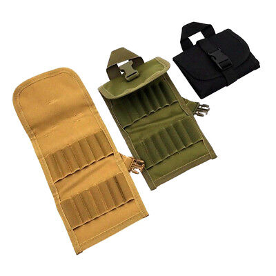 New 14 Cartridge Ammo Hunting Rifle Case Belt Case Carrier Pouch Bullets Pocket