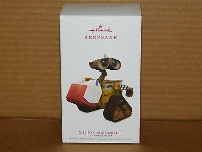 Hallmark Ornament 2018 - Disney Pixar Wall-E 10th Anniversary NIB
