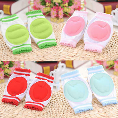 Infant Baby Safety Crawling Elbow Cushion Toddler Knee Pads Knee Protector cby