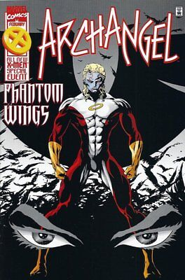 Archangel: Phantom Wings (1996 One Shot) # 1 Very Fine (VFN) Marvel Comics MOD