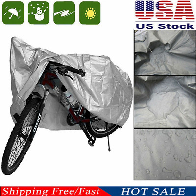 universal waterproof bicycle riding cover outdoor rain weather mountain bike US