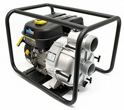 LIFAN Gasoline Trash Water Pump 66m³/h 30m 4.8kW 6.5HP 89mm 3.5 Garden Pump