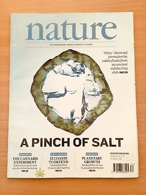NATURE - Journal of Science Magazine 20 August 2015. Vol 524 Number 7565