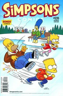Simpsons Comics # 235 Near Mint (NM) Bongo Comics MODERN AGE