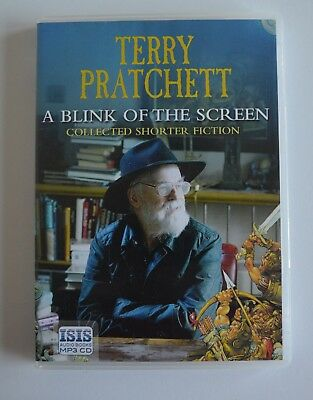 A Blink of the Screen- by Terry Pratchett - MP3CD - Audiobook