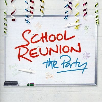 Various Artists - School Reunion The Party DISC 1 AND 3 ONLY FREE  POSTAGE V7
