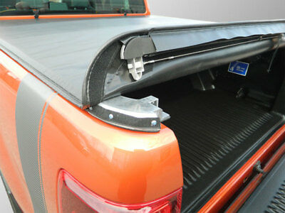 Ford Ranger Double Cab 2012 On Tonneau Cover – Soft Roll Up