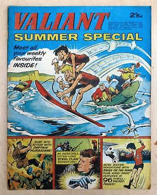 VALIANT Summer Special 1969 4th one Comic scarce issue