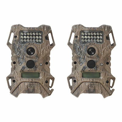 Wildgame Innovations Terra Extreme 12MP HD Hunting Game Video Camera  (2 Pack)
