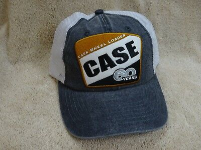 Case Ih Construction International Harvester Agriculture Tractor Trucker  Hat Cap 2043523d58b4