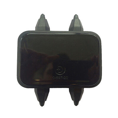 Durite 0-697-20 Junction Box, 8 Way, Natural Rubber Housing c/w Opaque Lid. Bx1