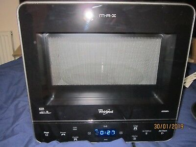 Whirlpool Max 38 Sl Microwave Oven Used Excellent Condition