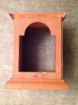 Wooden Clock Case 200x145x107mm
