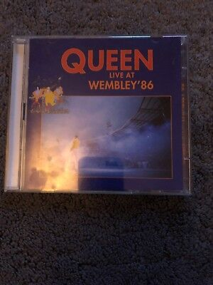 Live at Wembley 86 by Queen | CD | condition good
