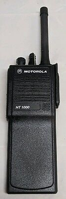 Motorola HT1000 NEW Housing UHF (403-470 Mhz) 16 Channel Radio Narrowband GMRS
