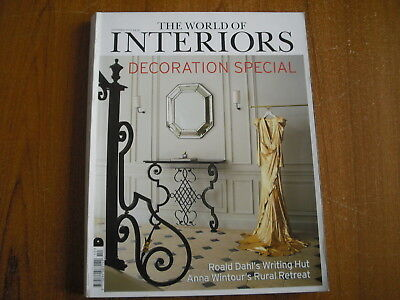 The World Of Interiors Magazine - October 2010 - Decoration Special