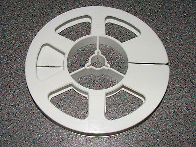 SUPER 8mm 150ft 45m 5-INCH FILM SPOOL REEL IN GOOD CONDITION